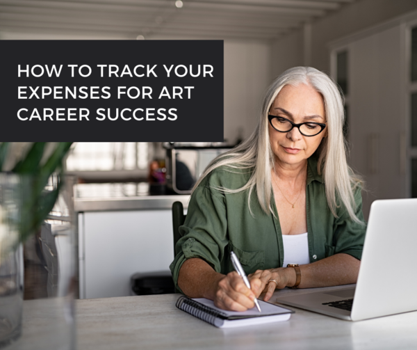 How to Track Your Expenses for Art Career Success