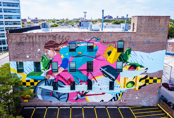 Pandemic Murals: Muros Tells Their 2020 Story