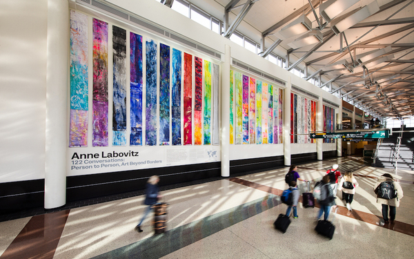 WEBINAR  |  Problem Solving in the Public Art Field: Lessons from Airport Art Programs