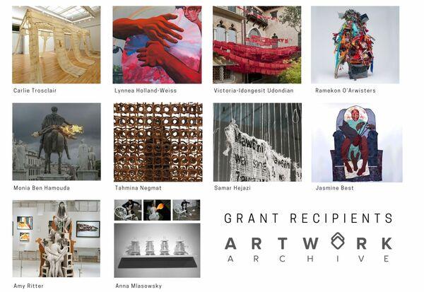 Art Business Accelerator Grant Recipients Announced!