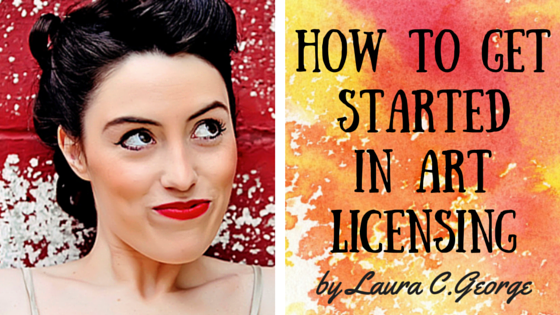 How to Get Started in Art Licensing