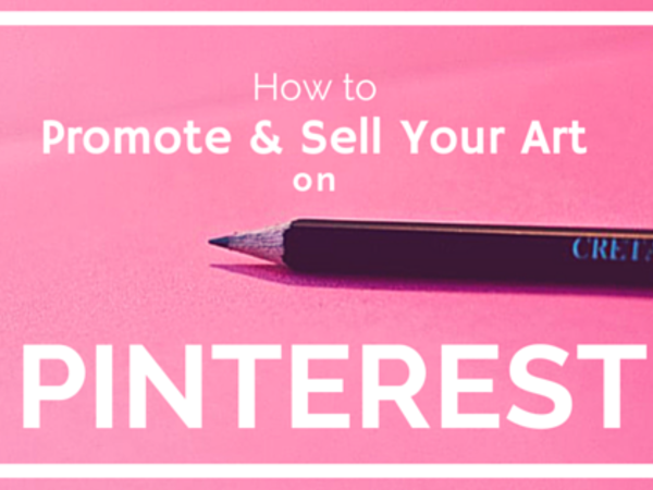 How to Promote and Sell Art on Pinterest Title - Post Local Ads Backpage