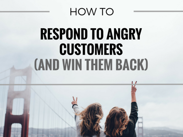 How to Respond to Angry Art Customers (and Win Them Back)