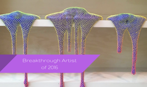 Breakthrough Artist of 2016: Dan Lam's Strangely Captivating Sculptures