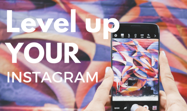 Level Up Your Instagram to Get More Art Fans and Customers