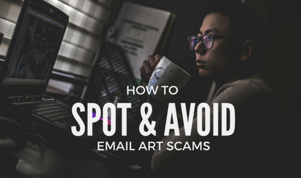 Don't be Fooled by Email Art Scams: How to Spot and Avoid Fraud
