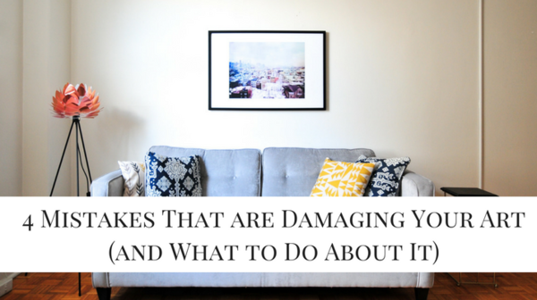 4 Mistakes That are Damaging Your Art (and What to Do About It)