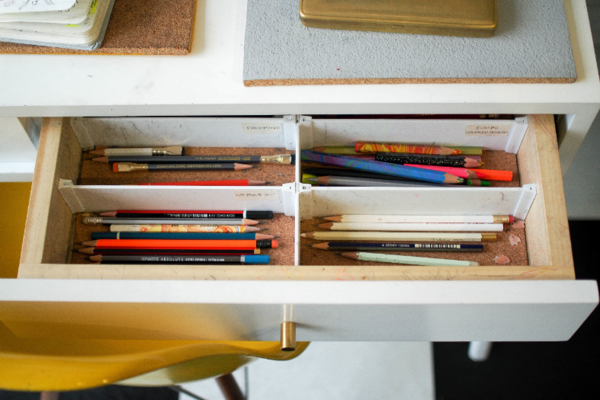 5 Easy Ways for Artists to Stay Organized