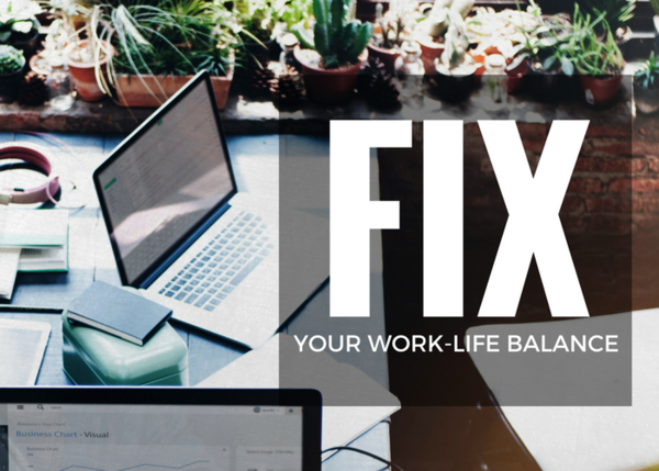 How to Fix Your Work-Life Balance for Artistic Success
