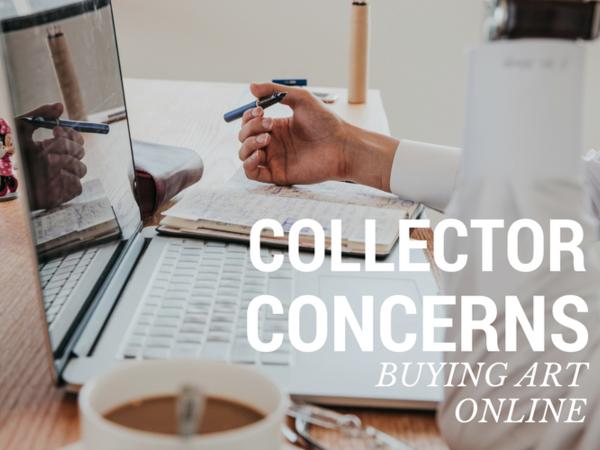 Collector Concerns: Buying Art Online