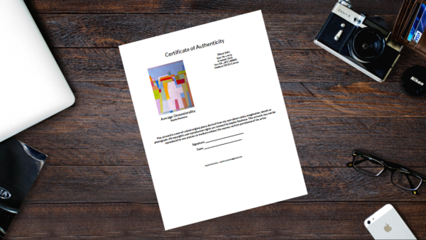Do You Need a Certificate of Authenticity for Your Art?