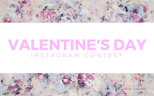 Instagram Contest: Artwork Archive Loves Love