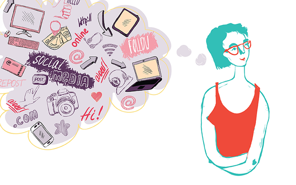 5 Ways to Use Social Media to Generate a Buzz About Your Artwork