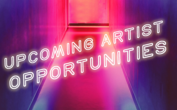 The Best Art Opportunities Coming Up in July