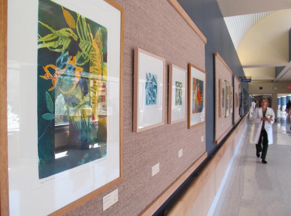A Pioneer in Arts & Healing: Michigan Medicine's Gifts of Art