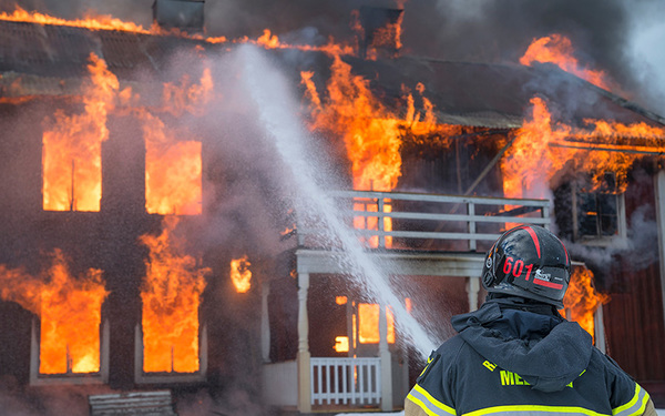 Protect Your Artwork Against Fire Risk