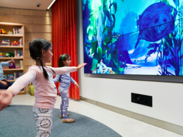 How Stanford Used Art to Transform its Hospital