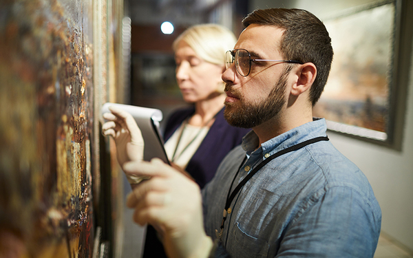 How Maintenance Tracking Saves Your Art Collection