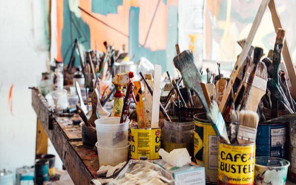Fire, Smoke & Mold, Oh My! Protect Your Art and Studio