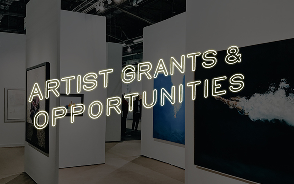 Complete Guide to 2020 Artist Grants & Opportunities