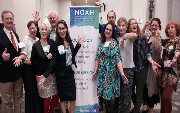 How NOAH is Advancing the Field of Arts in Health