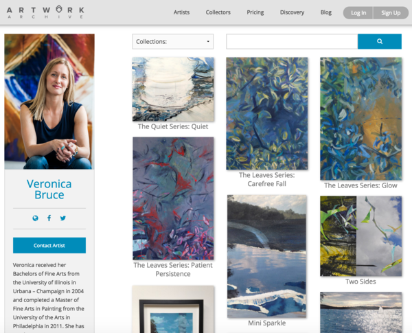 How to Optimize Your Public Page for Art Buyers