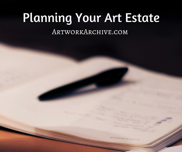 How To Create an Estate Plan for Your Art Collection