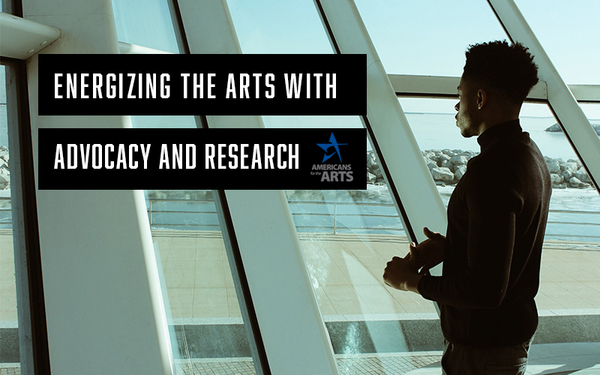 Energizing the Arts with Advocacy and Research
