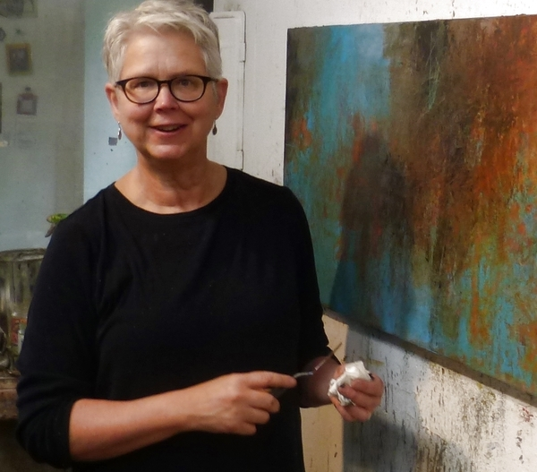How to Profit from Artwork Archive Like Rebecca Crowell
