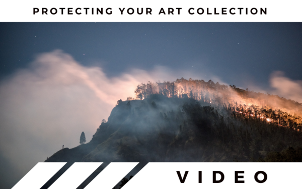A Short Tutorial on Protecting Art Collections from Natural Disasters