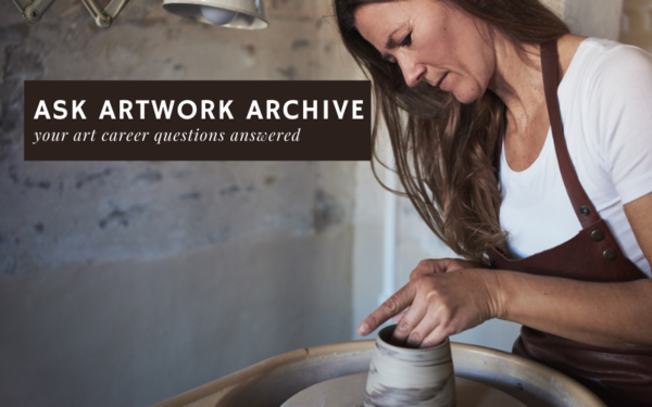 Ask Artwork Archive: Creative Block, Online Sales, CV Formatting