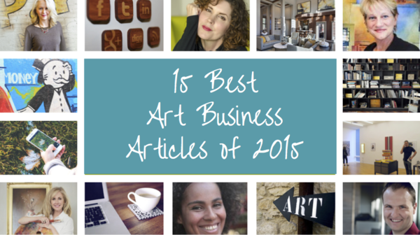 15 Best Art Business Articles of 2015