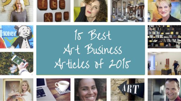 15 Best Art Business Articles of 2015