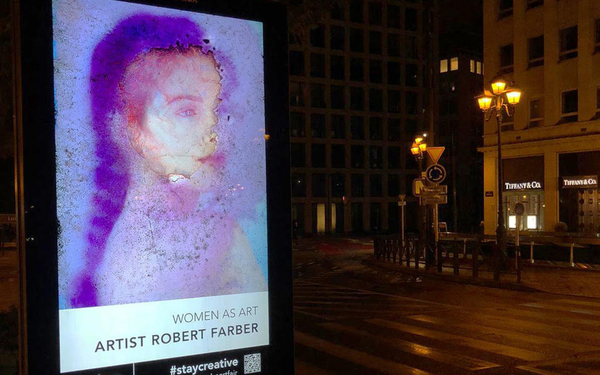 Arts Innovation Amid COVID Restrictions: A New Robert Farber Exhibition