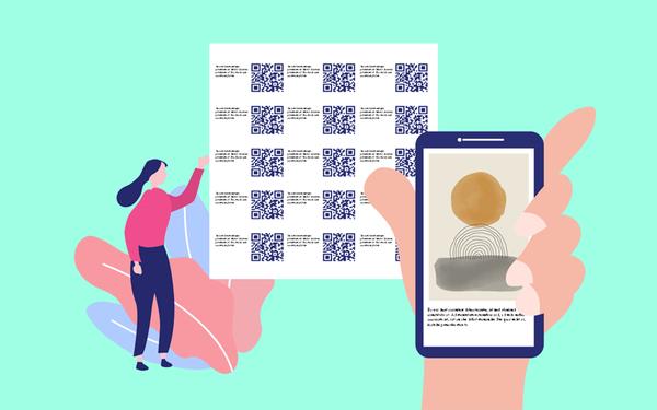 QR Codes: Your Art Collection's New Best Friend