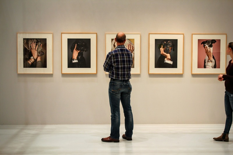 D Exhibition Art : How to have a successful art opening and make artwork