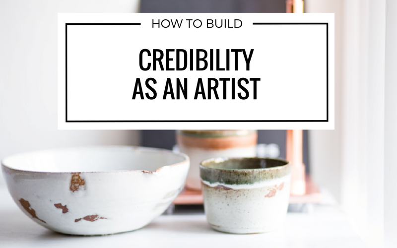 how to build credibility in writing
