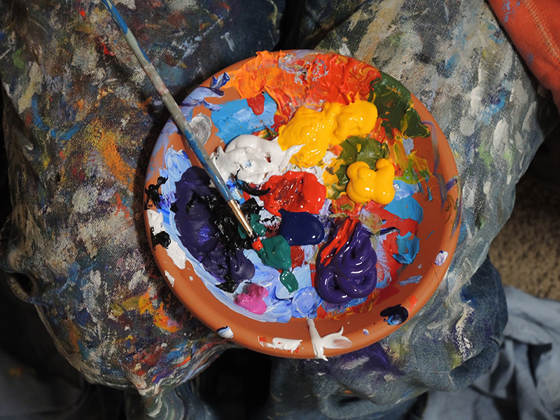 12 Artist Hacks on How to Bring Your Brushes Back to | Artwork Archive