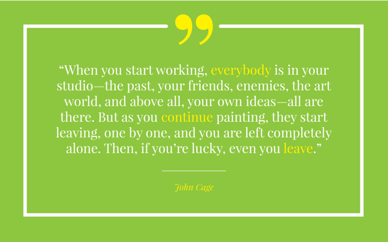 Art Quotes | Art Quotes To Guide Your Studio Practice Artwork Archive