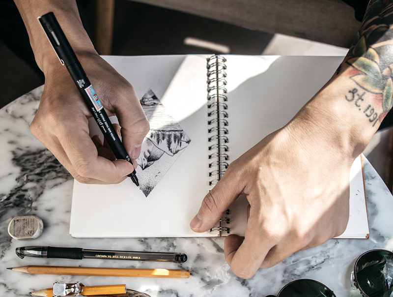 20 Artistic Prompts to Get You Through a Creative | Artwork
