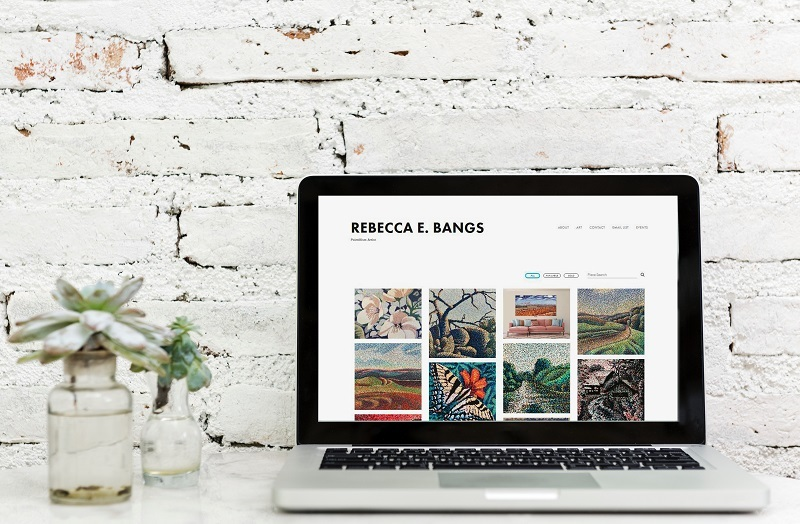 How to Use Artwork Archive with Your Website | Artwork Archive