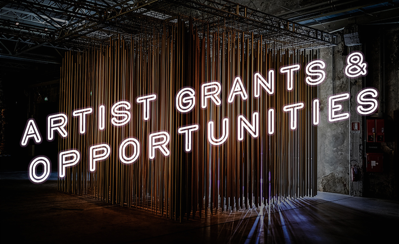 Complete Guide To 2019 Artist Grants Artwork Archive
