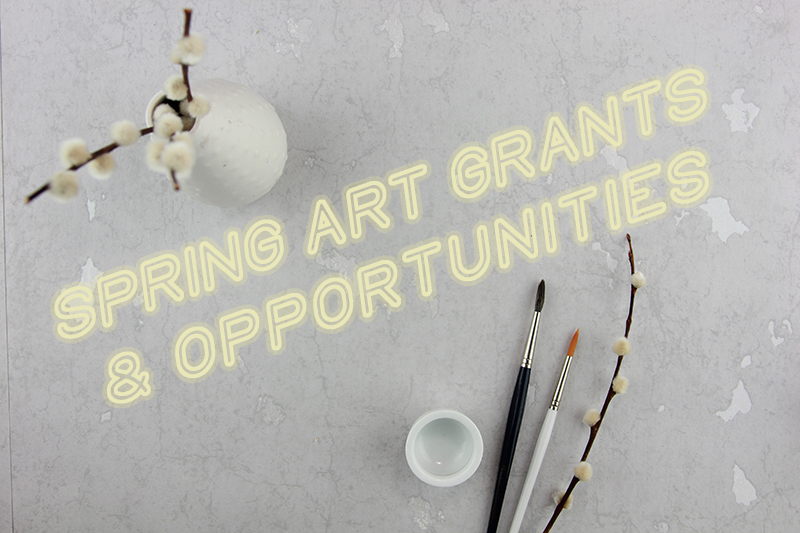 artist grants and artist opportunities 2019