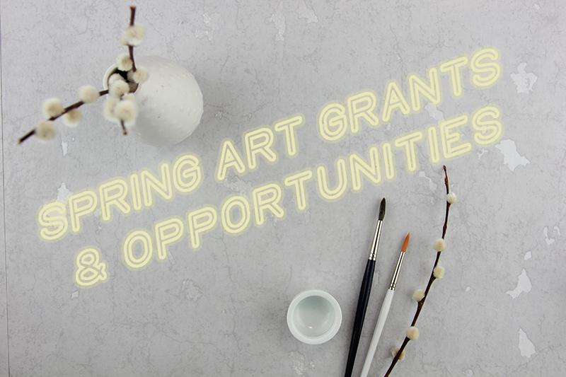 artist grants and artist opportunities 2019