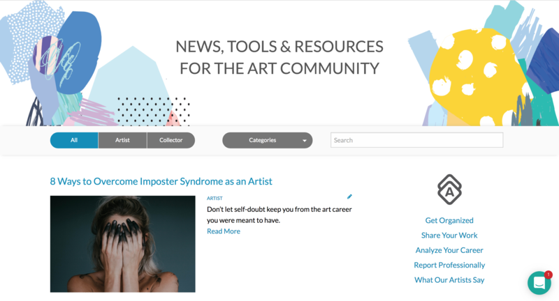 8 Best Sites for Artists to Learn New Art Business | Artwork