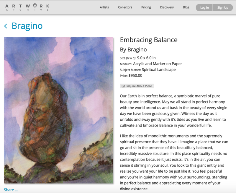 How to Optimize Your Public Page for Art Buyers | Artwork Archive