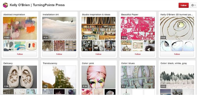 How To Promote And Sell Your Art On Pinterest Artwork Archive